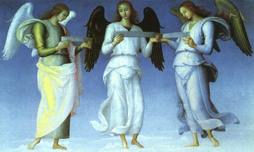 angeles 2 perugino