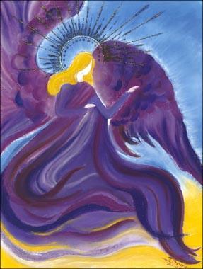 Arcangel-Zadkiel